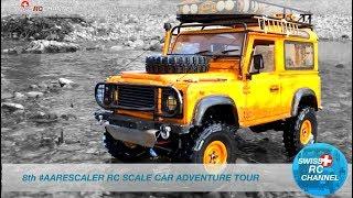 RC SCALE CAR ADVENTURE TOUR -  8th #AARESCALER RC TOUR 2017