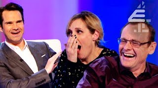Whole Panel SHOCKED By Accidental Burp!!   8 Out of 10 Cats   Best of S14