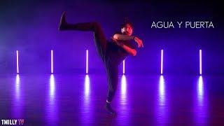 Lechuga Zafiro - Agua Y Puerta - Choreography By Zoi Tatopoulos Ft Kaycee Rice & Sean Lew