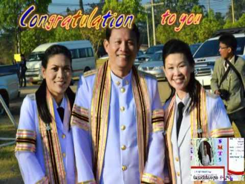 Congratulation AMS's 5 KKU