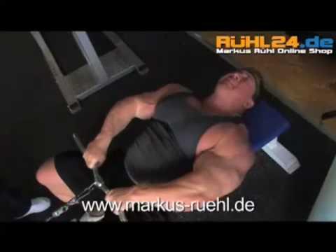 Markus Rühl offseason 150Kg