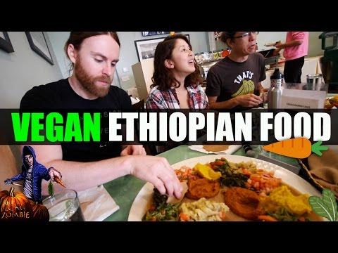 Ethiopian Food + Superfoods & Vegan Umbrella