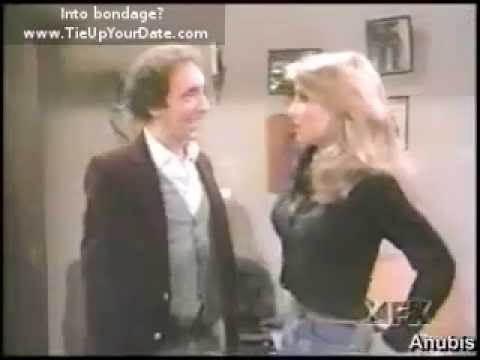 Heather Thomas great blonde bondage