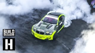 1000HP Full Carbon Fiber BMW E92