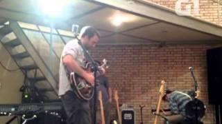 Los Hermanos - A Outra (ensaio Turne 2012)