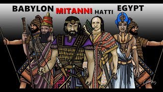 The Greatest Ancient Empire you have never heard of…The Mitanni