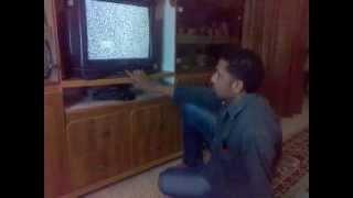 التلفاز القديم