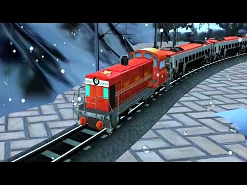 Real Indian Train Sim 2018 | #New Train Unlocked | Android GamePlay | HD 2018 | #part4