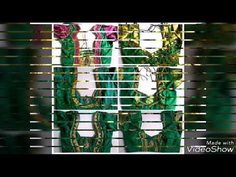 Xxx Mp4 30 Green Ramagreen Blouse Designs 3gp Sex