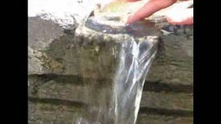 Mystery Inca Aquaduct