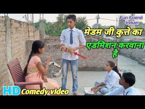Comedy video Teacher vs student part 3 Fun Friend Indian