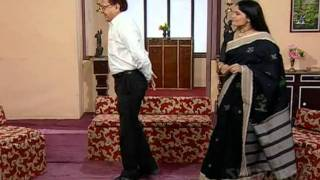 Super Hit Gujarati Comedy Natak - Golmaal - Part 1 Of 12 - Mukesh Rawal - Falguni Dave