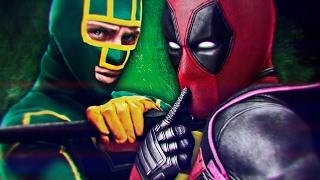 Deadpool VS. Kick-Ass [Batalha de Gigantes]