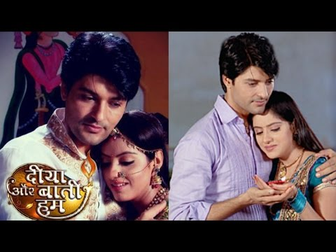 Cute Pictures Of Diya Aur Baati Hum's Sandhya & Suraj - PICS