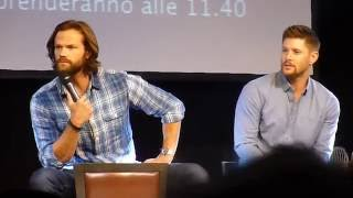 Jibcon 2016 - Jared & Jensen Saturday Panel (Part 1/2)