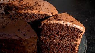 How to prepare Soft And Moist Chocolate Cake Recipe?