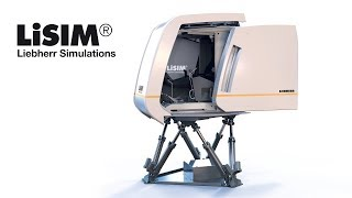 Liebherr - Simulations for construction machinery operator training - LiSIM