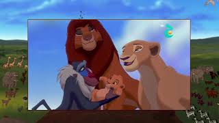 The Lion King 2 - He  lives in you (Arabic TV) HD