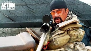 Steven Seagal stars in CODE OF HONOR | Official Trailer [HD]