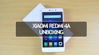 Xiaomi Redmi 4A (Rose Gold) Unboxing and First Impressions