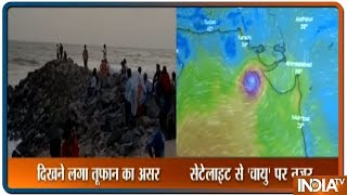 Cyclone Vayu: Evacuation begins in Gujarat as storm inches closer, Mumbai braces for gusty winds