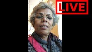 শেষবার লাইভে এসে সালমানের খুনির স্ত্রী যা বল্ল ! Ruby Live video on Salman Shah !