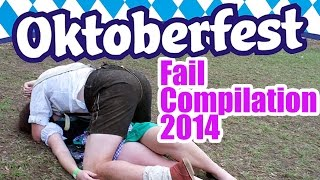 Oktoberfest Fail Compilation || CopyCatChannel
