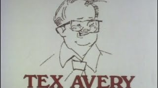 Portrait of Tex Avery
