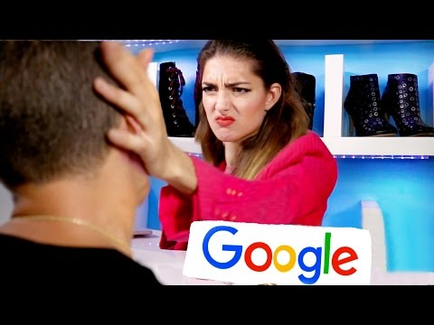 If Google Was Your Girlfriend