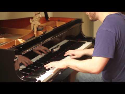 Musicas de Desenhos no Piano