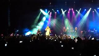 Taylor Swift - Sparks Fly (Live in Rio/ Brazil), September 13th, 2012