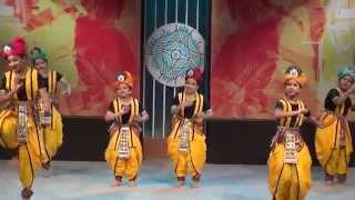 BTV Tarana - Manipuri Dance - Shreyoshee's Performance