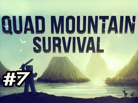 Minecraft Quad Mountain Survival w Nova Ep.7 Chased Into The Woods Again