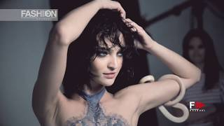 COCO DE MER Lingerie - The Making Of Adv Campaign Spring Summer 2017 by Rankin - Fashion Channel