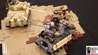 World War Brick 2017 - Nerdbot Convention Review