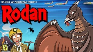 Brandon's Cult Movie Reviews: Rodan
