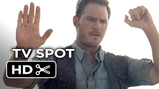 Jurassic World TV SPOT - New Attraction (2015) - Chris Pratt, Jake Johnson Movie HD