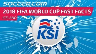 Iceland - 2018 FIFA World Cup Fast Facts