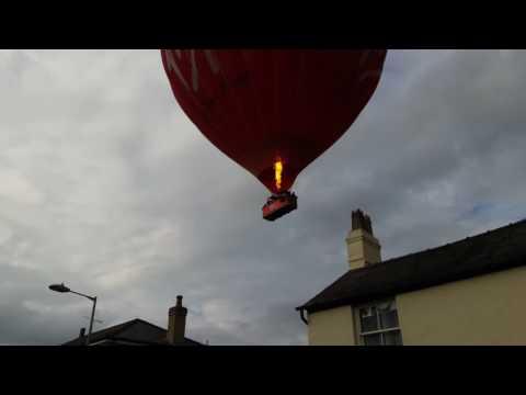 Xxx Mp4 Virgin Hot Air Balloon Very Low Over Cottenham High Street 3gp Sex
