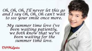 SUMMERTIME LOVE Lyrics - By: Juan Carlos Labajo