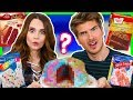 MIXING TOGETHER EVERY FLAVOR OF CAKE MIX! W/ Rosanna Pansino