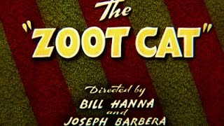 The Zoot Cat 1944 original - recreation titles and ending titles