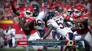 Redskins Bring in RB
