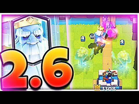 Xxx Mp4 UNDEFEATED 2 6 ROYAL GHOST CYCLE Clash Royale Cycle Deck 3gp Sex