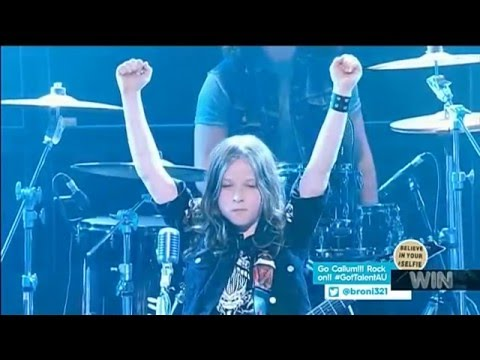 Enter Sandman — Callum The Heavy Metal Kid