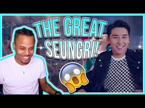 SEUNGRI - '셋 셀테니 (1, 2, 3!)' MV | Reaction! | Magical Maknae King!