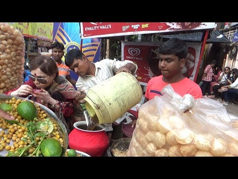 Xxx Mp4 Golgappa Puchka Panipuri Craze During Durga Puja Morning 2018 Kolkata Street Food Loves You 3gp Sex