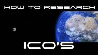 How To Research ICO