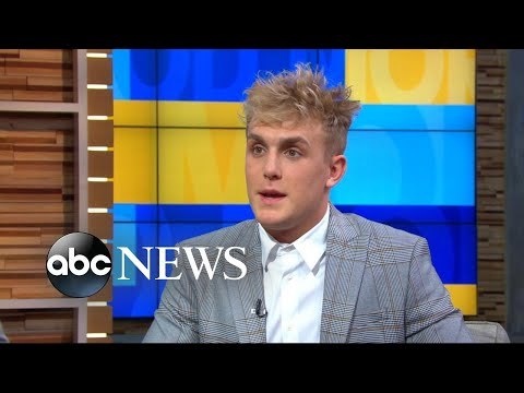 Self described imperfect role model Jake Paul opens up about his YouTube empire