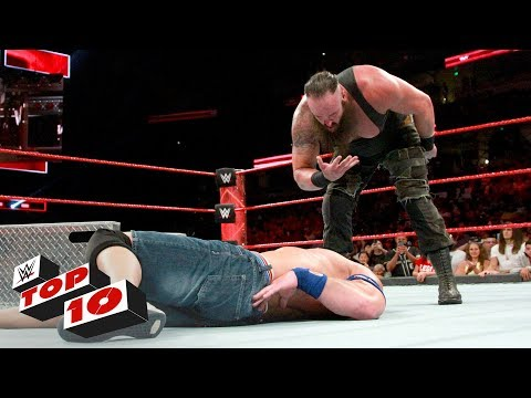 Xxx Mp4 Top 10 Raw Moments WWE Top 10 September 11 2017 3gp Sex